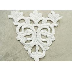 cordon polyester & coton-5mm- marron