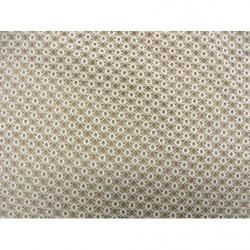 écusson- thermocollant- rouge et noir- motif K
