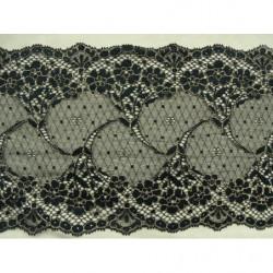 bouton hexagonale crème