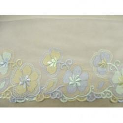 bouton rond à 2 trous- doré