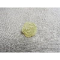 bouton fleur jaune