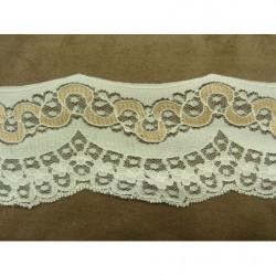 COLS PERLES-Applique ceinture à coudre perles de rocaille et cabochons