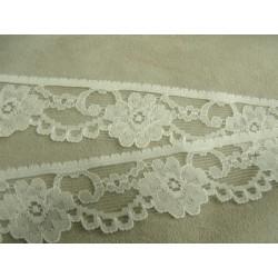 FERMETURE SEPARABLE-GROSSE MAILLE-55 cm- VERT KAKI