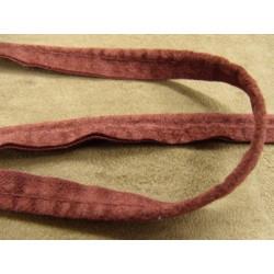 RUBAN MILITAIRE CAMOUFLAGE - 1,5 cm- BLEU