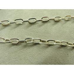 Ruban organza-15mm- bleu