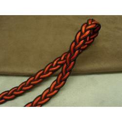 RUBAN SATIN 2,5 cm- NOIR