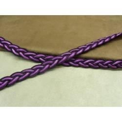 RUBAN SATIN 2,5 cm- ROSE PALE