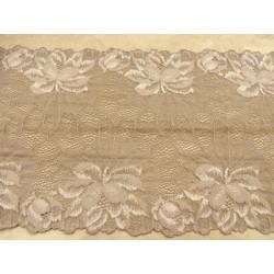 collier perle acrylique-70cm- or