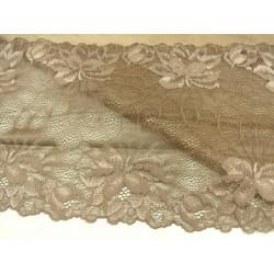 collier perle acrylique-70cm- rose fushia