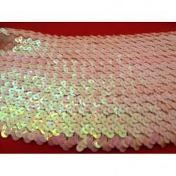 Sangle coton 2 cm lanière -VERT KAKI SUR FOND BLANC
