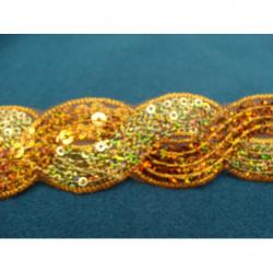 tissu coton imprimé rouge & rose