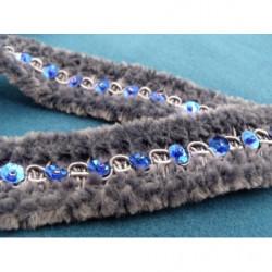 tissu coton imprimé montgolfière- MULTICOLORE