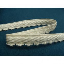 chaine métal doré