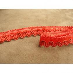 tissu coton imprimé beige clair à pois marron
