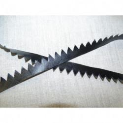 BOUTON motif petit fleur- jaune