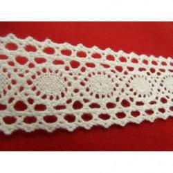 bouton bicolore composé -28 mm- jaune