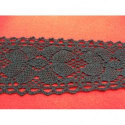 bouton bicolore composé -17 mm- jaune