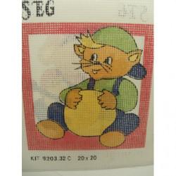 BOUTON bicolore composé violet fond vert, 28mm, acrylique bouton,idéal pour chemisier, robe , veste.....